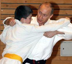 Владимир Путин: российский спорт набирает обороты