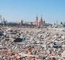 """В Кремле рассматривается проект, способный серьезно изменить \""""политический силуэт\"""" российской столицы"""