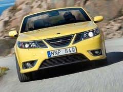 Saab выпускает жёлтую спецсерию 9-3 Convertible