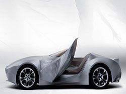 Премьерный показ BMW M-Zero (фото)