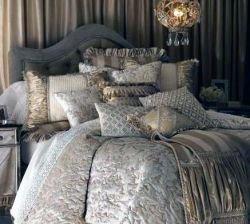 Выпущено постельное белье с нитями из 22-каратного золота