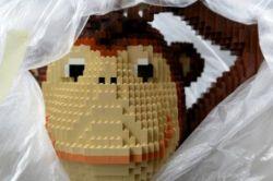 Креативные фигуры из конструктора Lego (фото)