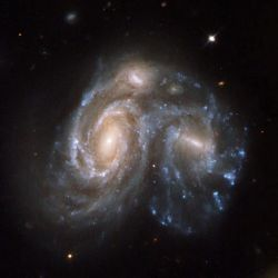 Опубликованы новые фото галактик от Hubble (фото)
