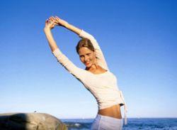 Физические упражнения помогут справиться со слабостью у раковых больных