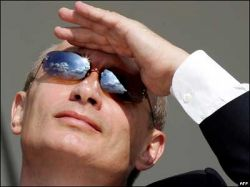Владимир Путин занял третье место в рейтинге ста самых влиятельных людей в мире