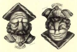 Оптические иллюзии от Рекса Уистлера (фото)
