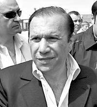 Виктор Батурин - один из претендентов на пост главы Сочи