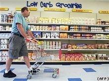 В США впервые ввели дотации для покупки еды в преддверии скачка цен