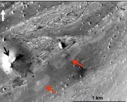 На Марсе найдены древние гидротермальные ключи