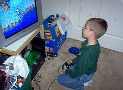 Ученые доказали, что видеоигры тренируют мозг