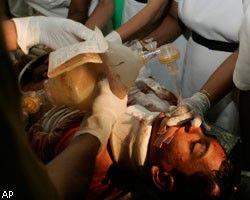 На Шри-Ланке в результате взрыва автобуса погибли 24 человека