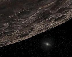 В солнечной системе найдены таинственные светящиеся объекты