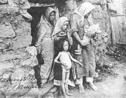 В течение 20-го века от голода погибли 60-90 млн. человек