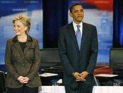 После праймериз в Пенсильвании Хиллари Клинтон сравнялась с Бараком Обамой по популярности