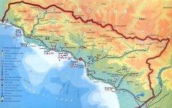 Грузия начнет охоту на российских бизнесменов в Абхазии
