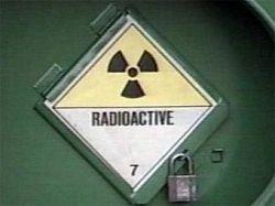 На границе Казахстана с Россией задержан грузовик с радиоактивным металлоломом