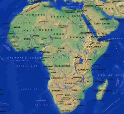 Африка лидирует на мировом уровне по числу загрязненных городов