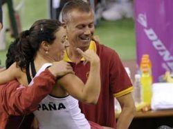Команда Испании стала первым финалистом Кубка Федерации