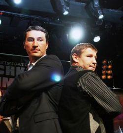 Бой Владимира Кличко и Султана Ибрагимова стал вторым по популярности в 2008 году