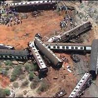 При столкновении поездов в Китае погибли 43 человека