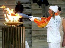 В Пхеньяне началась эстафета олимпийского огня
