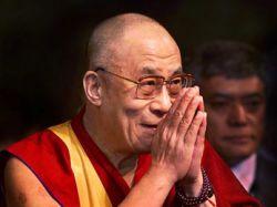 Франция одобрила политику Китая в отношении далай-ламы