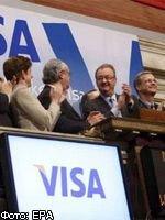 Платежная система Visa не работала два часа