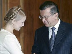 Виктор Зубков подготовил Юлии Тимошенко список экономических претензий