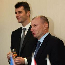 Михаил Прохоров передает Владимиру Потанину долю в Plug Power