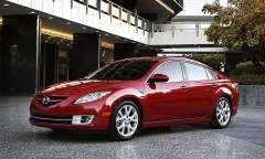 Новая Mazda6 из другого мира