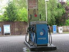 В британских АЗС кончился бензин