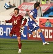 Число неизвестных в составе сборной России по футболу не уменьшается