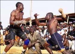 Традиционный нигерийский бокс (фото)