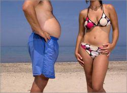 Как помочь похудеть мужчине?