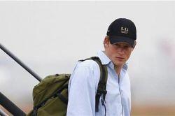 Принцу Гарри вручат медаль за десять дней службы в Афганистане