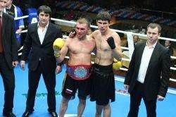 Россиянин Владимир Тюрин по прозвищу «Дровосек» стал чемпионом мира по кикбоксингу