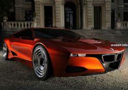 BMW M1 Hommage – потрясающий концепткар (фото)