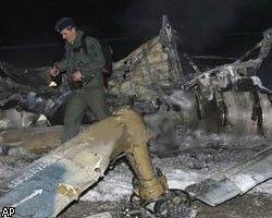 При крушении вертолета на Украине погибли 19 человек