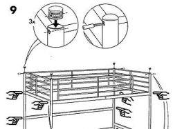Японцы попросили IKEA сделать инструкции более понятными