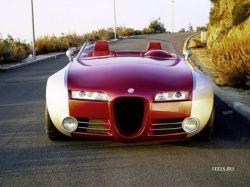Curara - наш ответ Bugatti (фото)