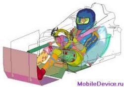 Автосимулятор Toyota поможет ученым в исследованиях в сфере безопасности
