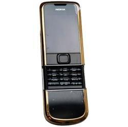 Компания GoldGSM выпустила лимитированную серию телефонов модели Nokia 8800 art Gold AMG