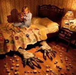 Детские кошмары (фото)