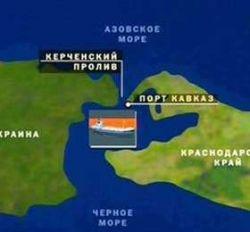 Россия перебросит мост через Керченский пролив в Крым