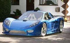 Keating TKR может стать самым быстрым автомобилем на планете