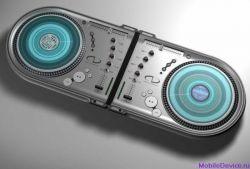 Портативный концепт DJ GO
