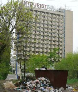 Уникальные курорты на Кавказских Минеральных Водах теряют облик из-за обилия мусора