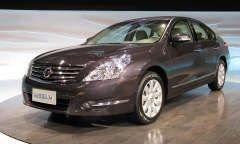 Продажи нового Nissan Teana начнутся с России