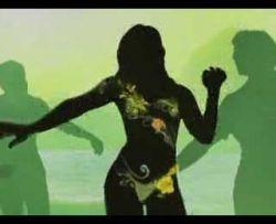 Рекламный ролик с участием Николь Шлезингер (Nicole Scherzinger) из группы Pussycat Dolls (видео)