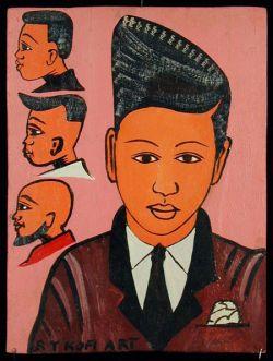 Интересные вывески афроамериканских парикмахерских (фото)